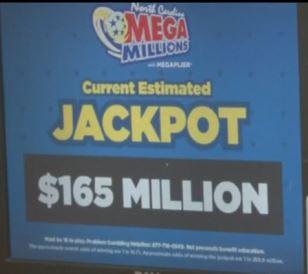 Mega Millions Winning Numbers, $165 Million Jackpot ...
