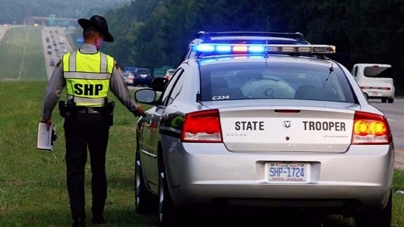 NC Police Targeting Speeders; Even Those Going 1 MPH Over