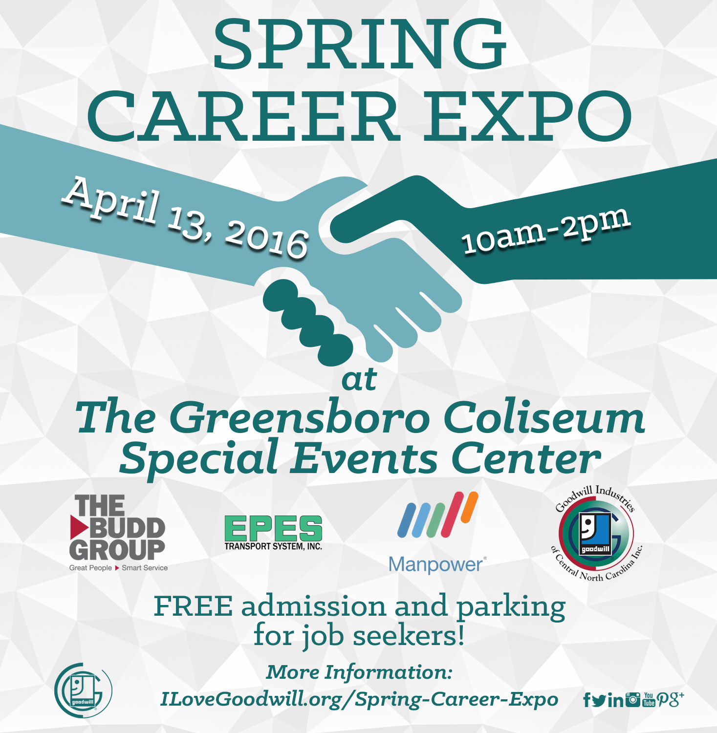 Land A Job At Triad Goodwill's Spring Career Expo