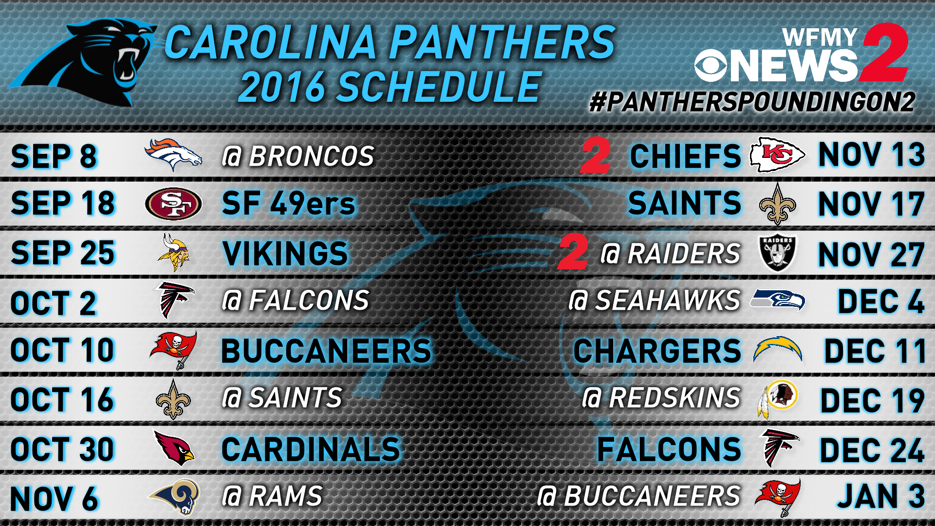 Anyone came across any 2016 schedule wallpapers yet ...