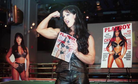 WWE Wrestler Chyna Dead at 46