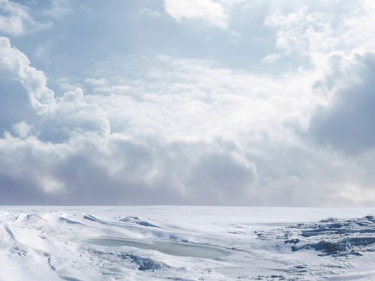 Scientists may have found huge lake under Antarctic ice