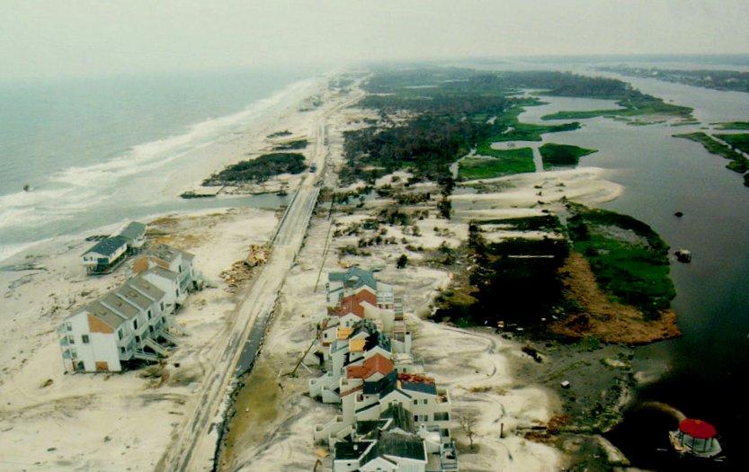 20 Years Ago Today: Hurricane Fran Hits North