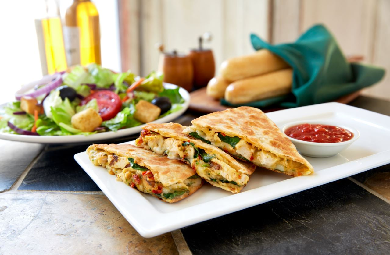 Recipes From Olive Garden Grilled Chicken Piadina Shrimp Scampi