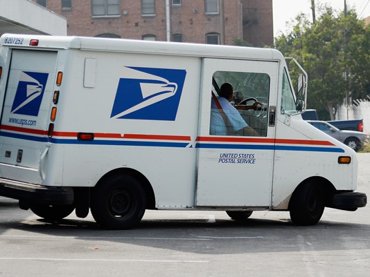 Triad Postal Worker Delivers Holiday Mail On Christmas Eve ...