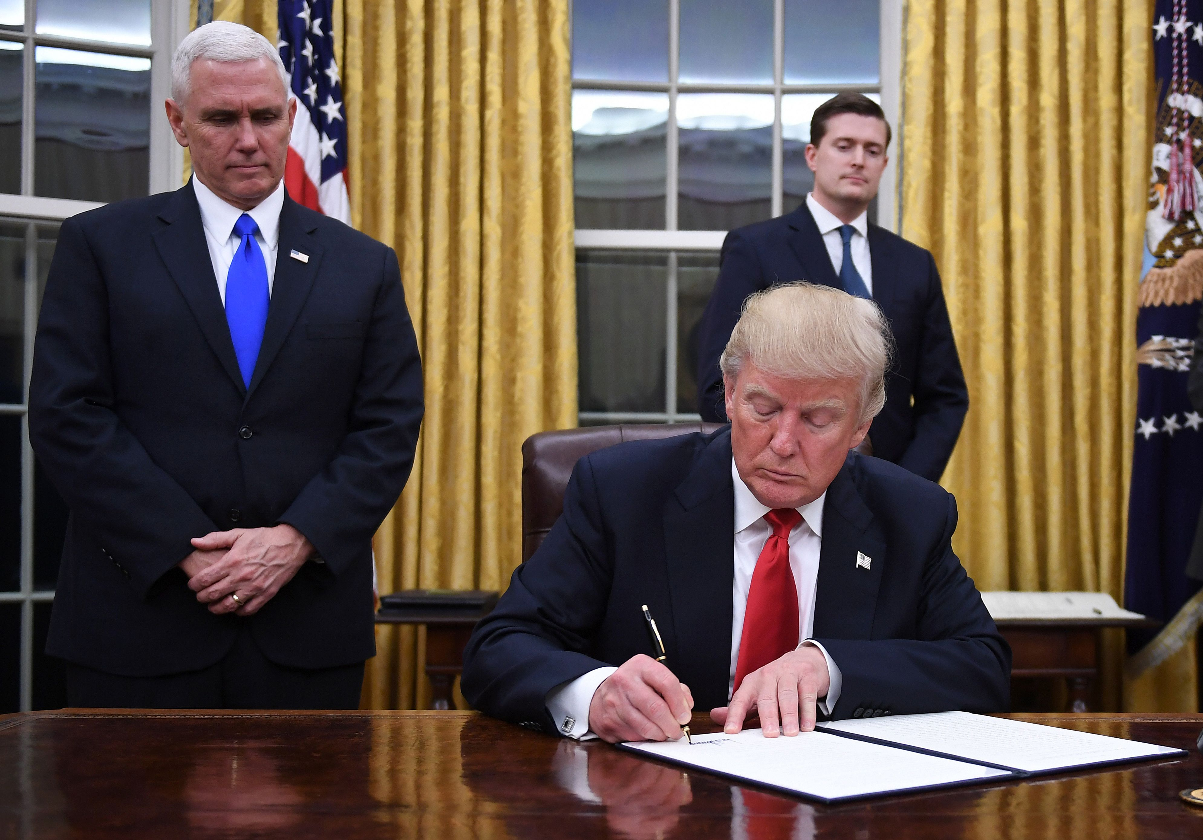 What Trump's Executive Order Means For Your Health Insurance