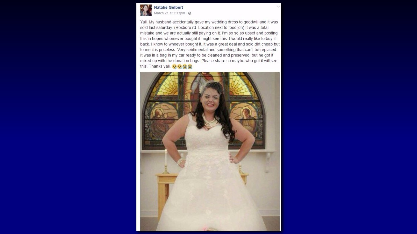 Donate a car to goodwill autos post for Donate wedding dress goodwill