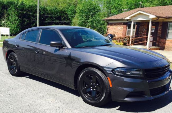 NC County's Sheriff's Department Gets New 'Ghost Cars ...