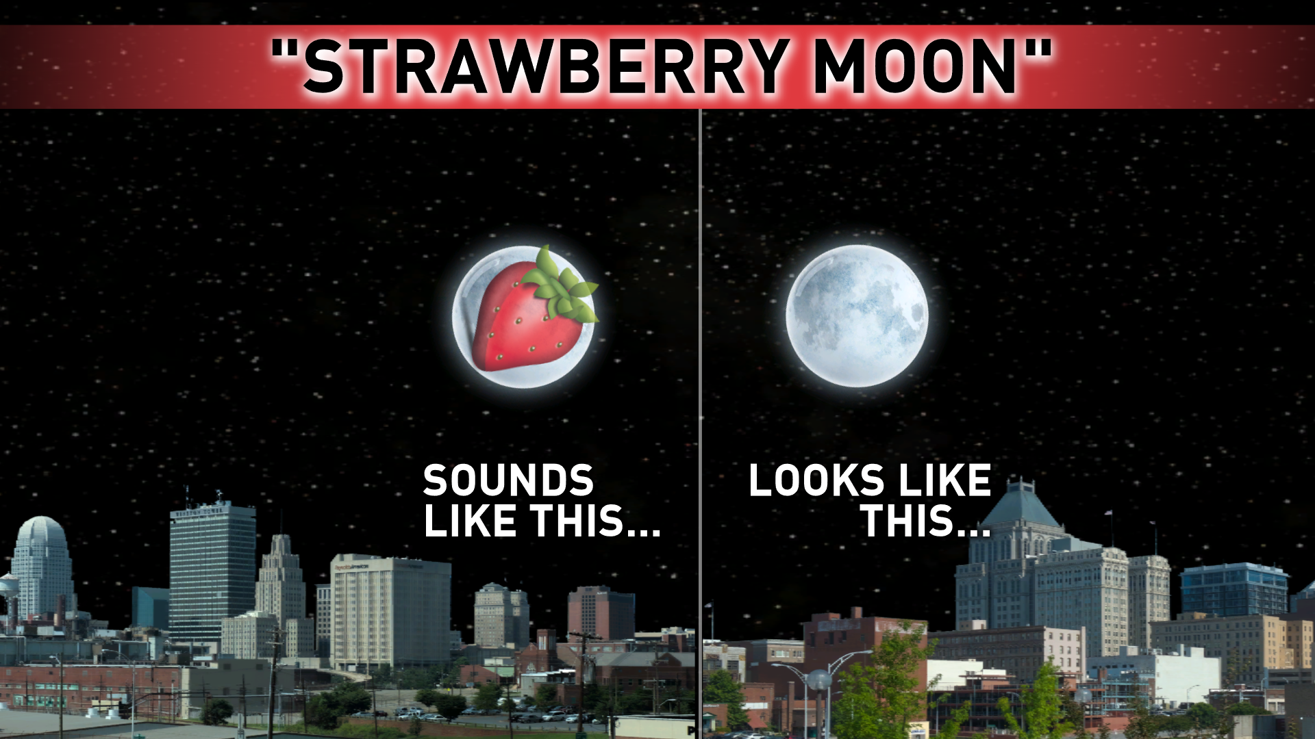 Full 39 Strawberry Moon 39 Tonight